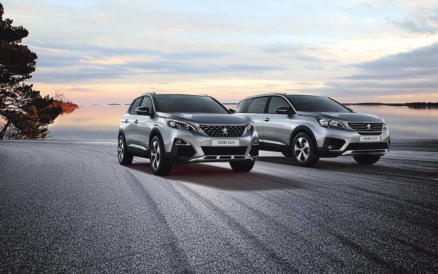 Peugeot-juhlavuoden kunniaksi juhlaedut tammikuussa!