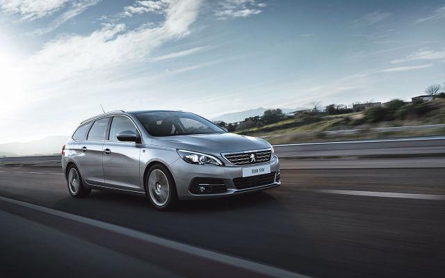 Peugeot 308: automaatti manuaalin hinnalla
