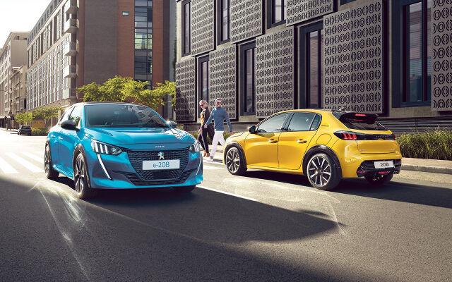 Peugeot 208, 2008 ja 308 nyt korko 1,49 % + kulut