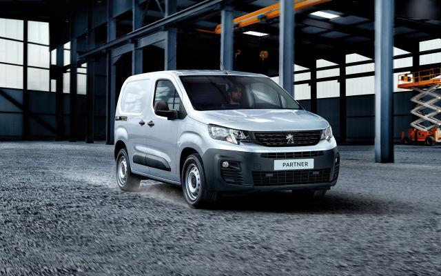 Uusi Peugeot Partner