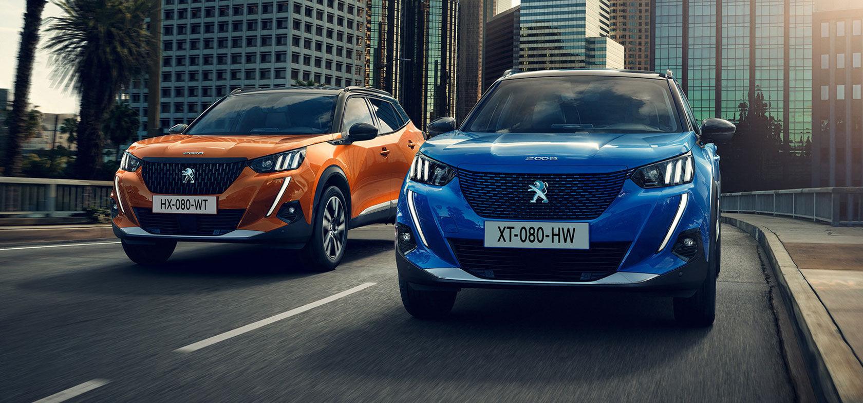 Ensiesittelyssä Peugeot 2008 –lanseerausetuna 5 vuoden takuu