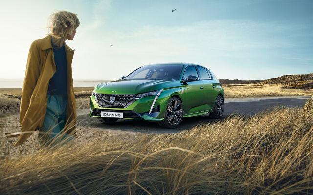Täysin uusi Peugeot 308 Launch Edition