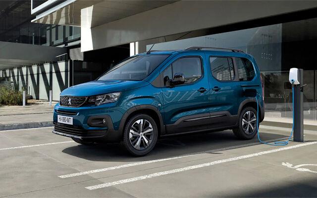 Täyssähköinen Peugeot e-Rifter