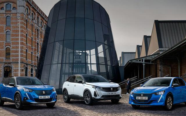 Peugeot Motion-mallisto
