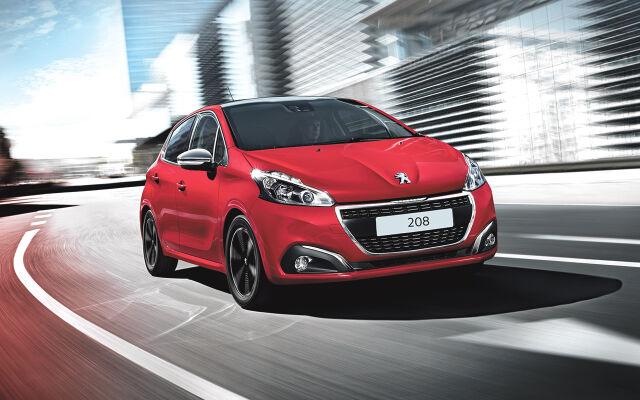 Peugeot 208 Signature erikoiserä kesähinnalla