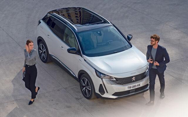 Uusi Peugeot 3008