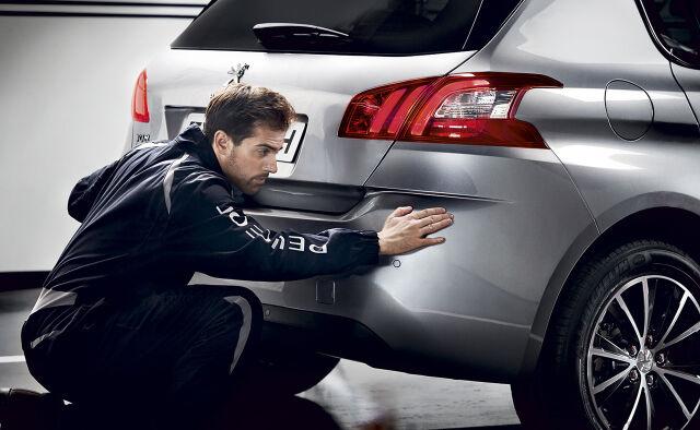 Peugeot-määräaikaishuolto nyt edullisesti alk. 306 €