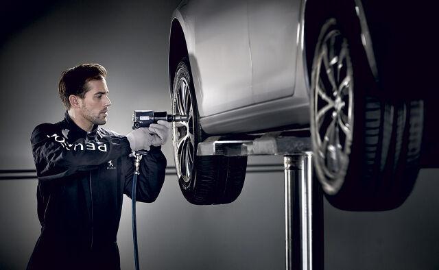 Peugeot-määräaikaishuollon asiakasedut