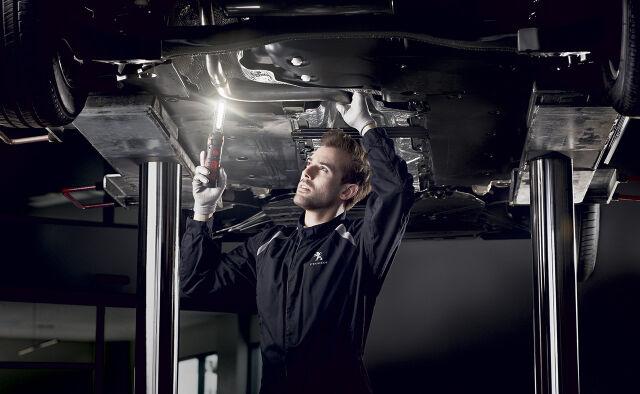 Nyt edulliset Peugeot-ykköshuoltotarjoukset