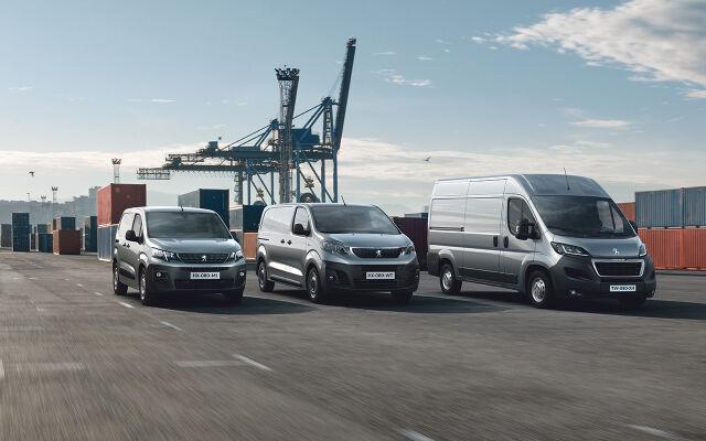 Peugeot HYA-mallistoon huippuetu