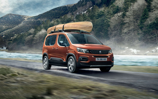 Uusi Peugeot Rifter nyt esittelyssä Autokeskuksessa