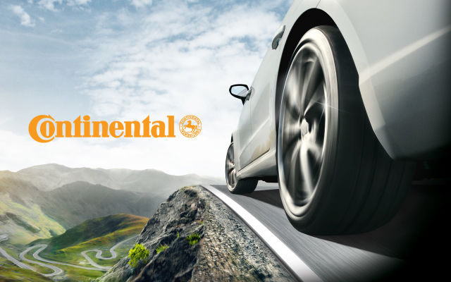 Continentalin kesärenkaat nyt huippuedullisesti