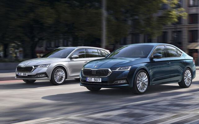 Talvirenkaat kaupan päälle uuden Škodan ostajalle
