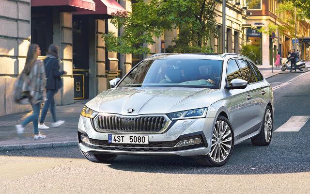 Täysin uusi Škoda Octavia nyt esittelyssä