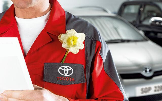 Toyota-merkkihuolto avattu Hyvinkäälle!