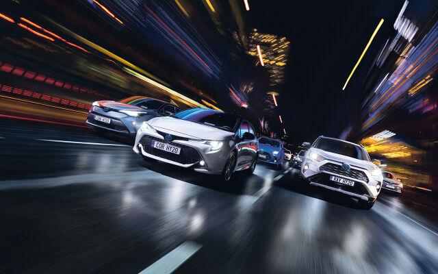 Toyota-myynti nyt avattu Autokeskus Hämeenlinnaan