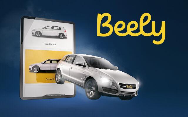 Beely - vaihtoehto auton omistamiselle Autokeskuksesta
