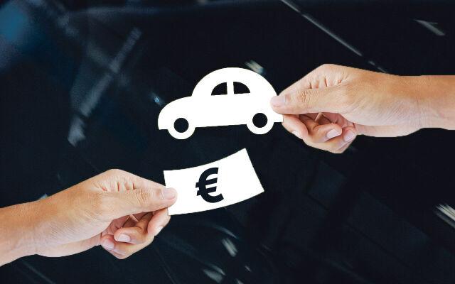 Haluatko myydä autosi? Me ostamme sen.
