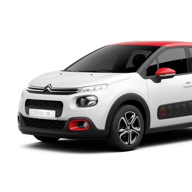 Citroën Uudet autot alk. 13 957,00€