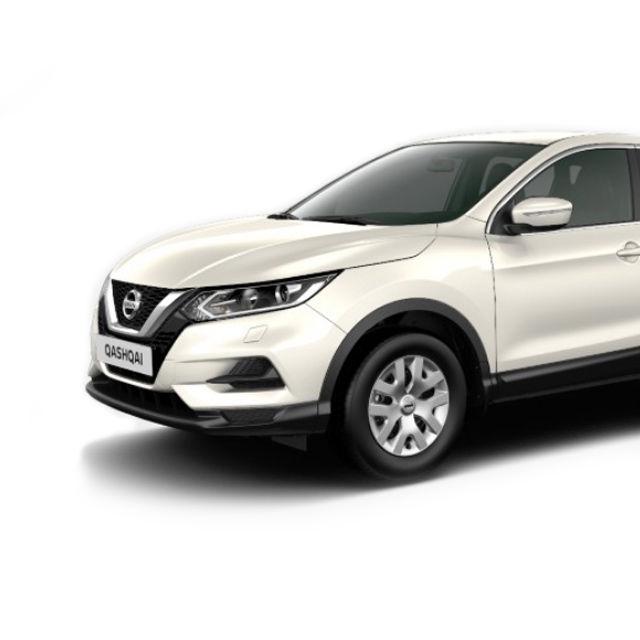 Nissan Uudet autot alk. 17 050,00€