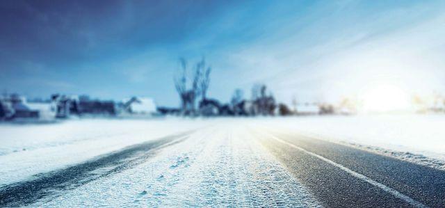 Ahdistaako liukkaat & lumiset tiet?