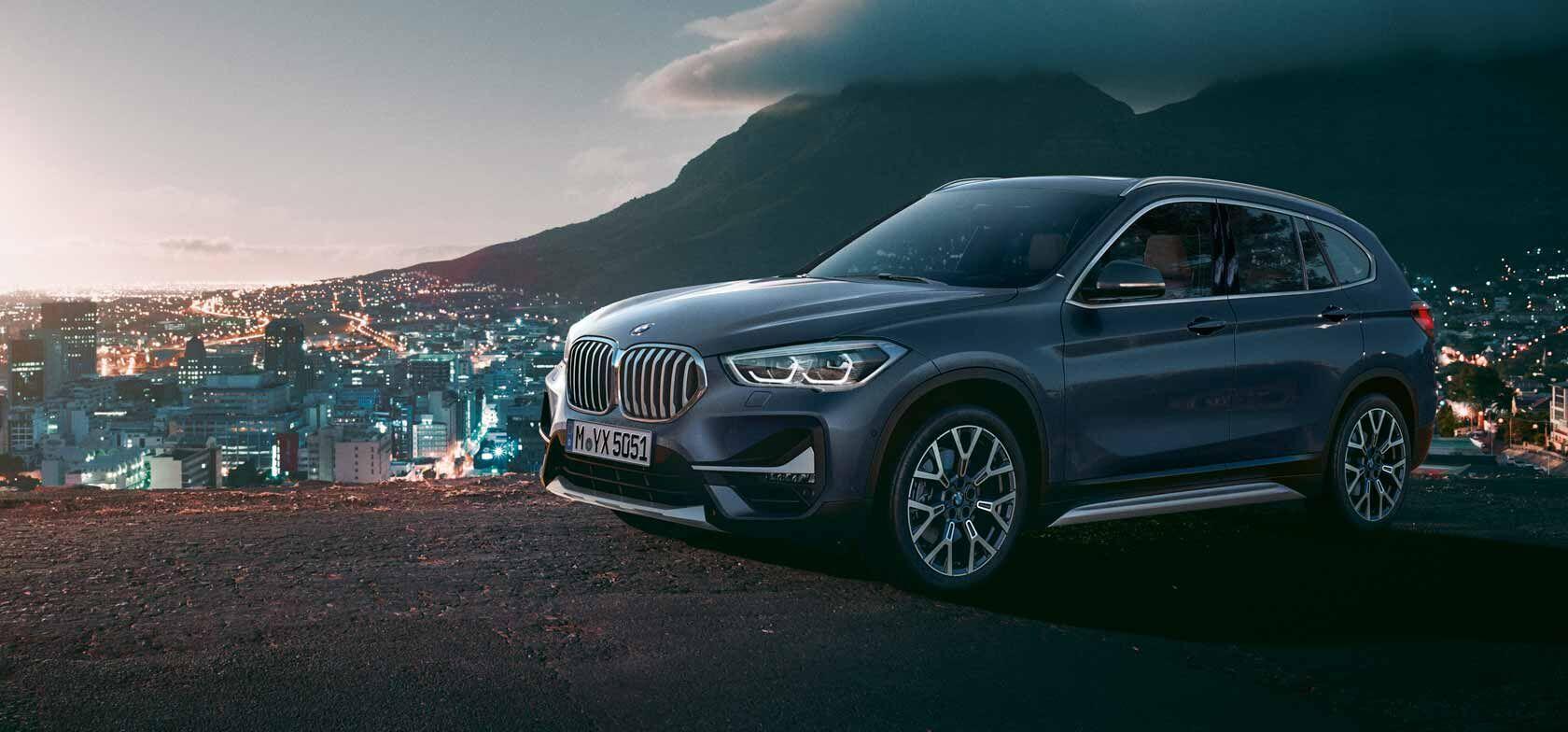 Uusi BMW X1 Plug-In Hybrid