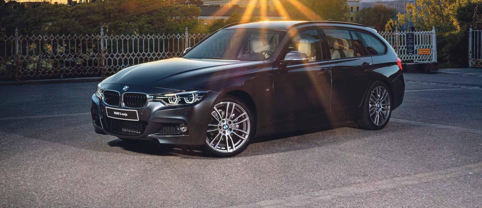 ERÄ BMW 3- JA 5-SARJAN AUTOJA VALMIINA AJOON.