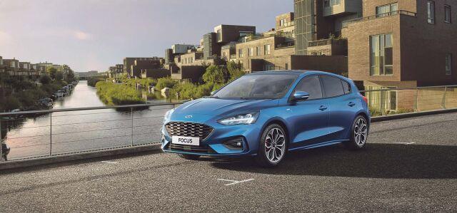 Uusi Ford Focus - nyt 0 % rahoituskorolla