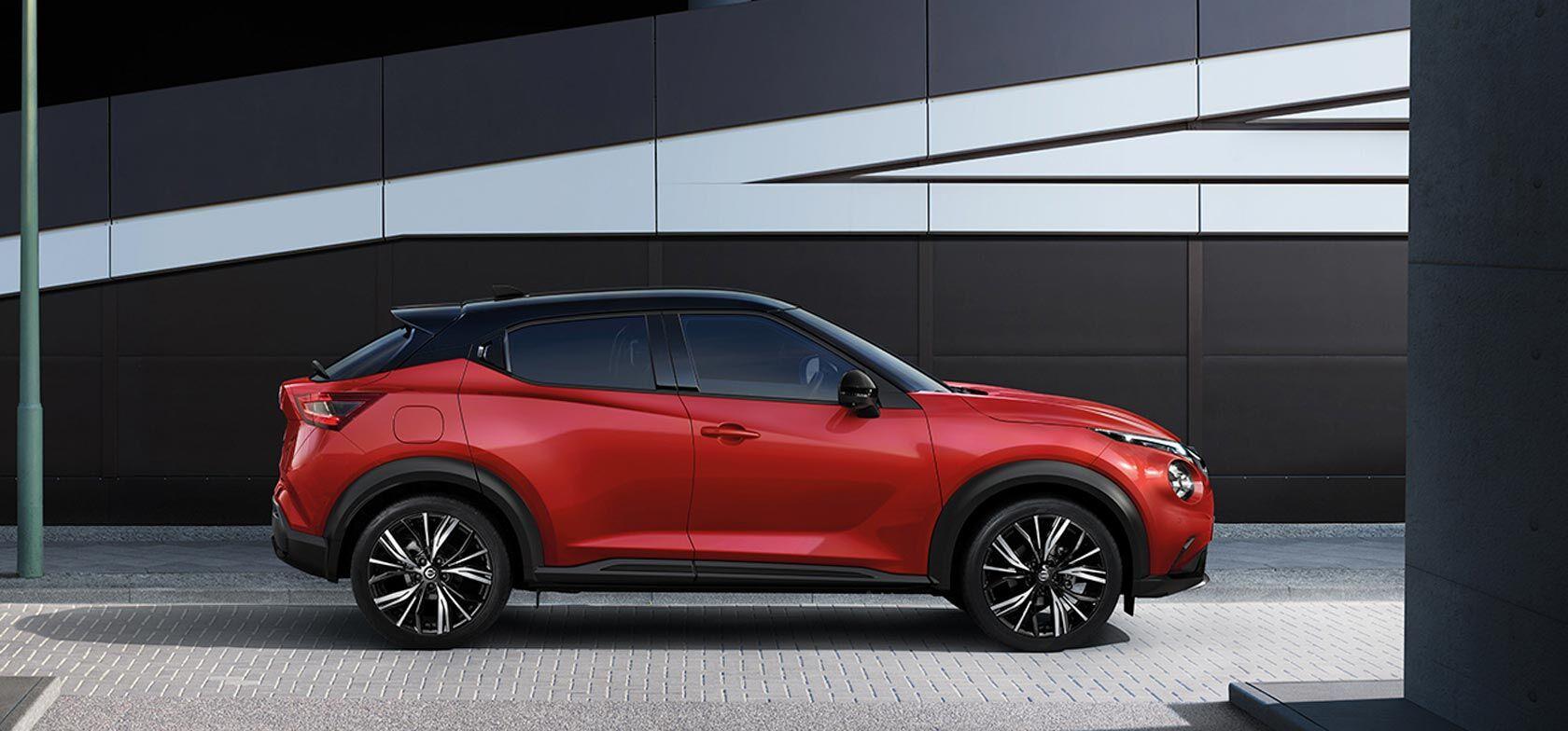 Uuden sukupolven Nissan JUKE - talvipaketti 299€