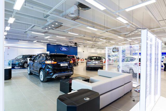 Ford-myynti Helsinki