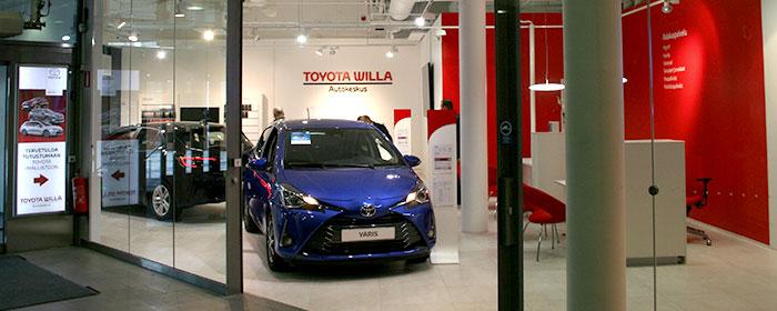 Toyota Willa Autokeskus