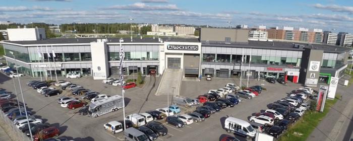 Autokeskus Airport