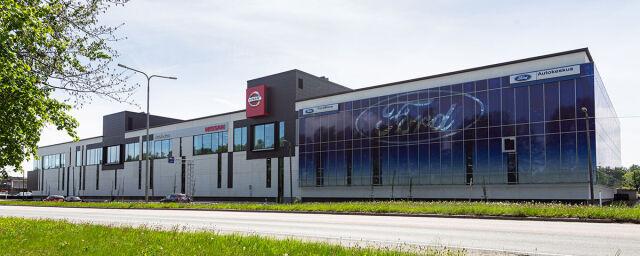 Autokeskus Konala