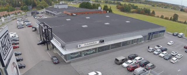 Autokeskus Raisio