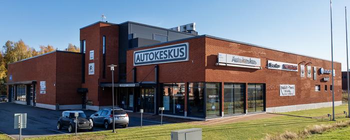 Autokeskus Turku