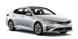 Kia Optima Sedan Plug-In Hybrid alkaen 42 874,00€