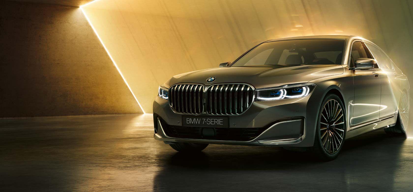 BMW 7-sarjan Sedan