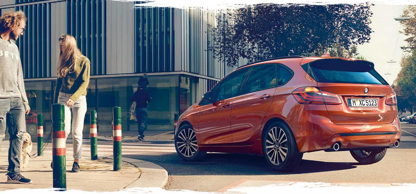 BMW 2-sarjan Active Tourer