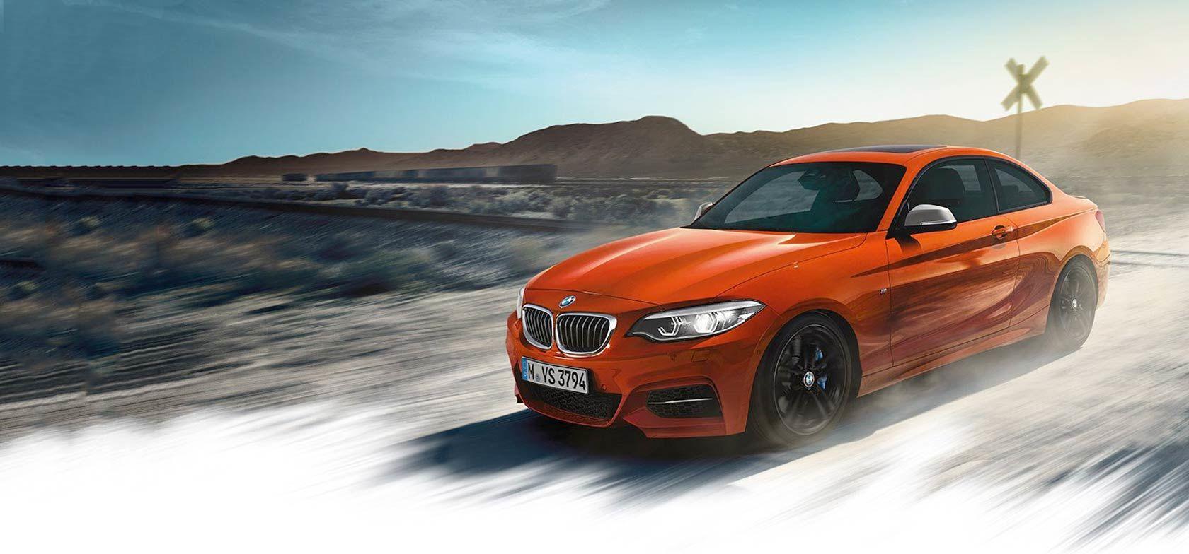 BMW 2-sarjan Coupé