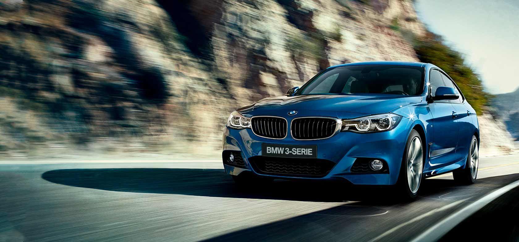 BMW 3-sarjan Gran Turismo