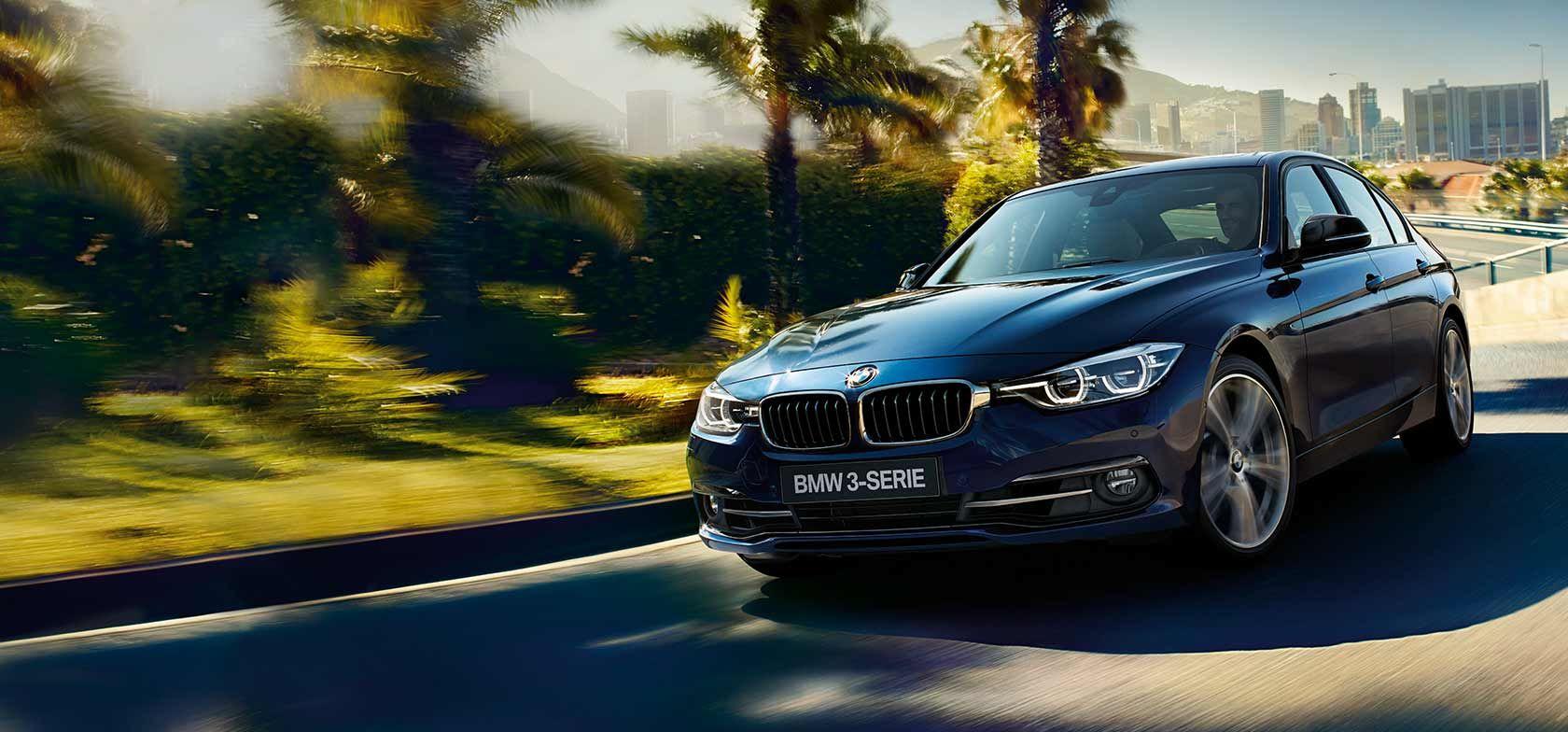 BMW 3-sarjan Sedan