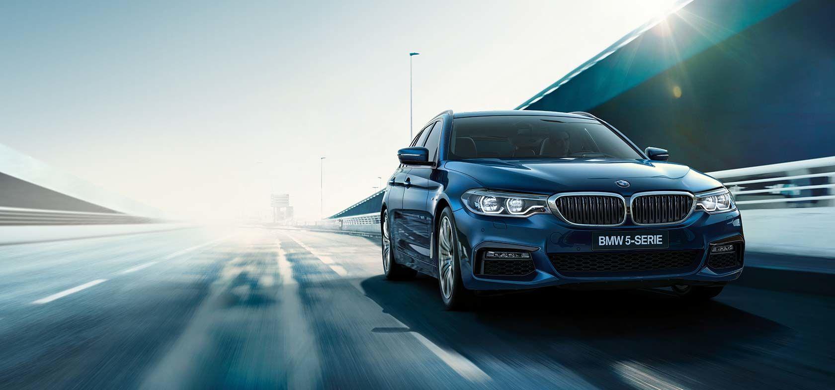 BMW 5-sarjan Touring