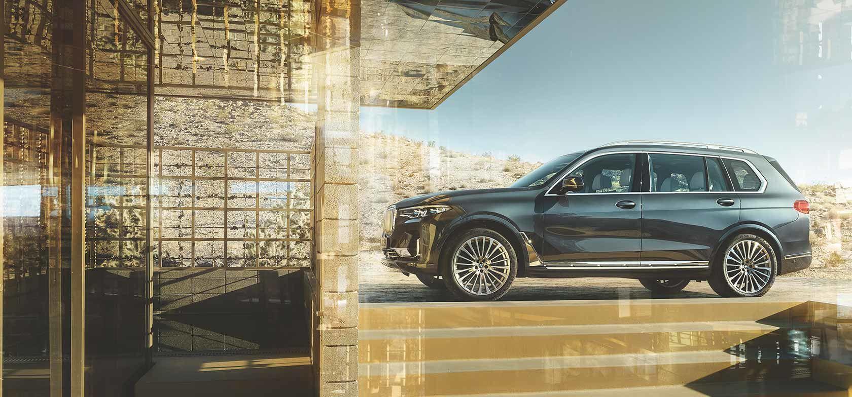 BMW X7 (tulossa 2019)