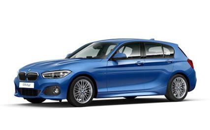 BMW 1-sarja 5-ovinen