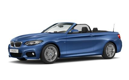 BMW 2-sarjan Cabrio