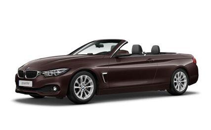 BMW 4-sarjan Cabrio