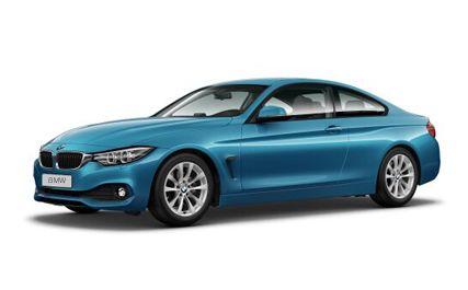 BMW 4-sarjan Coupé