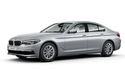 BMW 5-sarjan Sedan