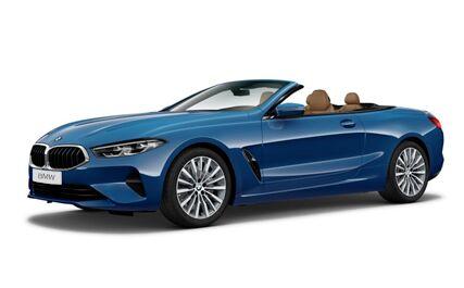 BMW 8-sarjan Cabrio
