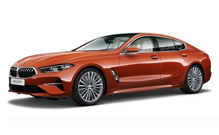 BMW 8-sarjan Gran Coupé